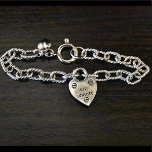 Juicy Couture Heart Bracelet